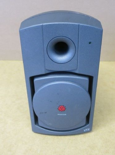 Polycom SoundStation VTX 1000 Subwoofer AMP Grey Speaker 220-240V 1565-07242-001